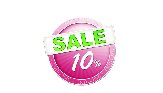 10% off picture